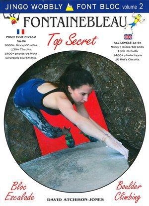 Fontainebleau font bloc top secret E/F