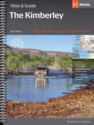 Kimberley Atlas & Outdoor Guide Spir. Ha