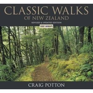 Classic Walks Of New Zealand C. Potton