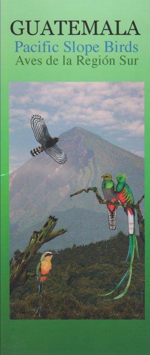 Guatemala P.s. Birds Uitvouwkaart