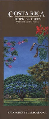 Costa Rica Tropical Trees Mapguide
