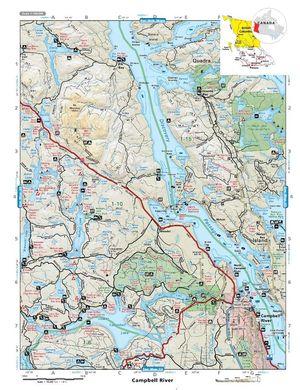 Northern Bc Backroad Mapbook
