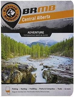 Northern Alberta ( Backroad Mapbooks )