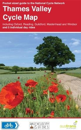 Thames Valley Cycle Map