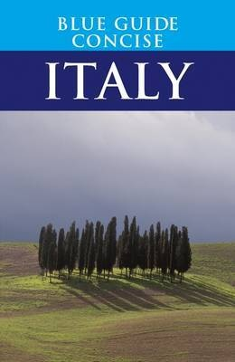 Italy Concise 1e Blue Guide Ing