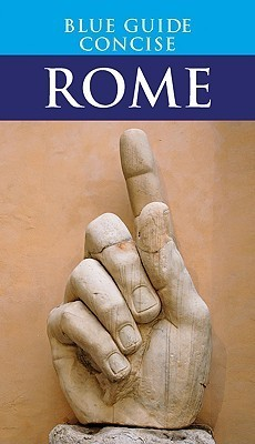Rome Concise 1e Blue Guide Ing