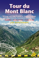 Tour Du Mont Blanc (trailblazer Walking Guide)