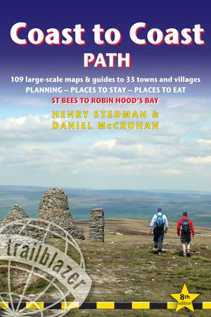 Coast To Coast Path (trailblazer British Walking Guide)