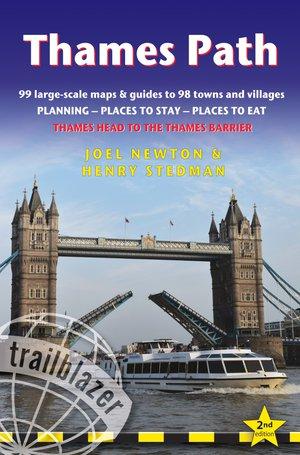 Thames Path: Trailblazer British Walking Guide