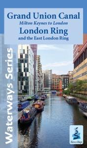 Milton Keynes To London Waterways 1:50.000