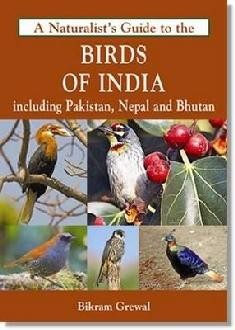 A Naturalist Guide To The Birds Of India