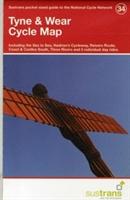 Tyne & Wear Cycle Map 34