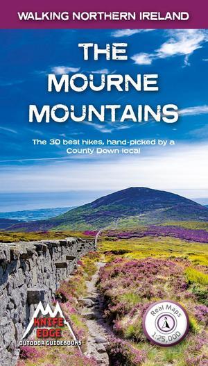 The Mourne mountains wandelgids - Walking Northern Ireland