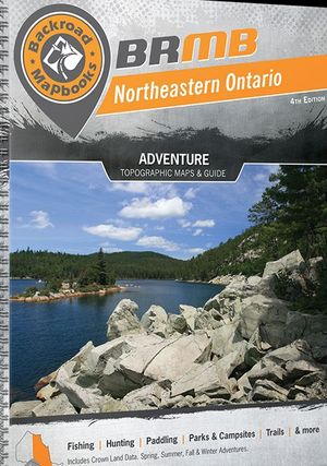 Northeastern Ontario Backroad Atlas