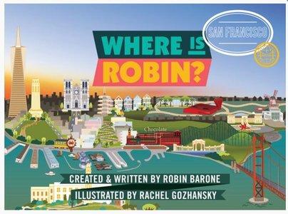Where Is Robin? San Francisco