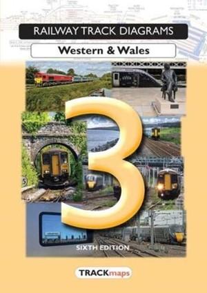 Railway Track Diagrams Book 3: Western & Wales