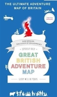 British - Great British Adventure Map