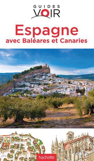Espagne avec Baléares & Canaries