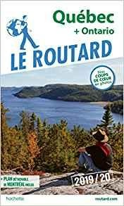 Québec, Ontario & Prov. maritimes 19-20