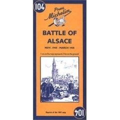 104 Michelin Bataille D Alsace