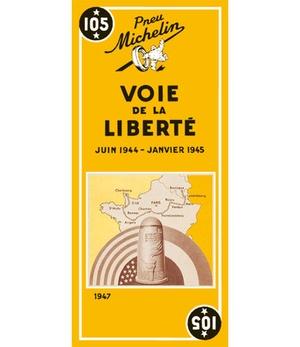 105 Michelin Voie Liberte Liberty Road