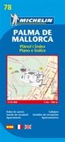 78 Michelin - Palma De Mallorca 1/10d