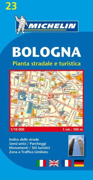 Bologna Town Plan