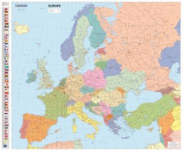 Ct.15705 Europe Polit.plastifie