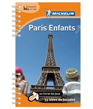 Michelin Paris Enfants 2012