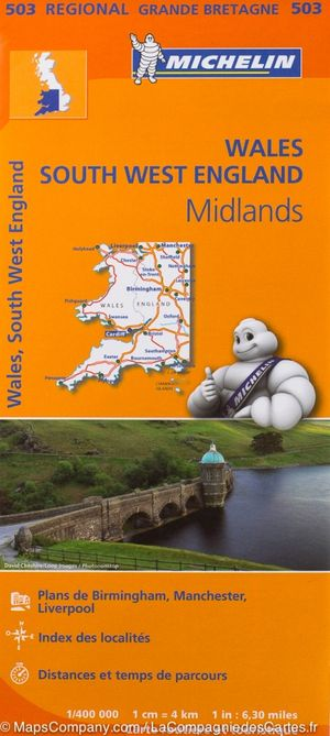 503 Wales, South West England, Midlands