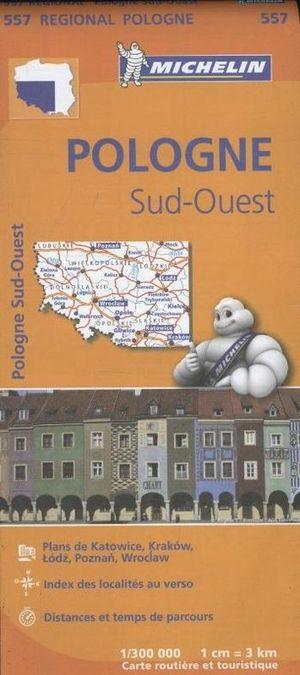557 Pologne Sud-Ouest - Zuidwest-Polen