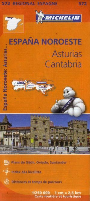 572 España Noroeste: Asturias, Cantabria
