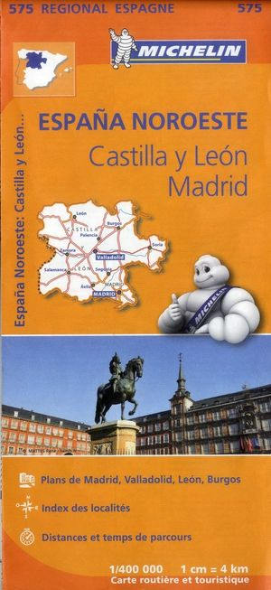 Castilla Y Leon, Madrid 575 Regional Spa