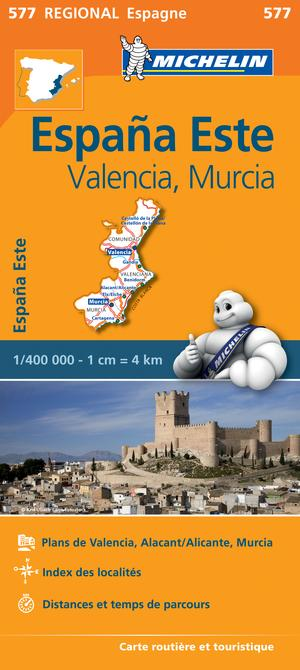 Valencia,murcia Esp 577 Regional Spanje