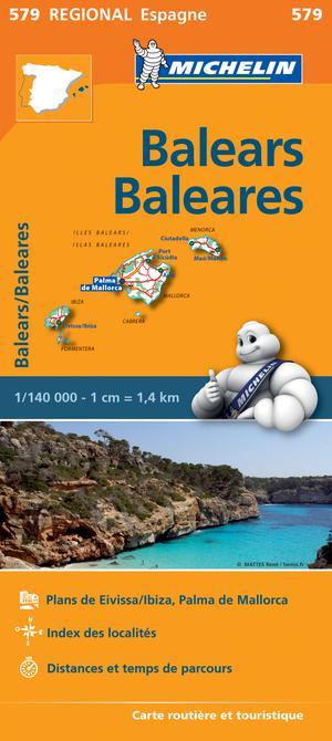 579 Balears/Baleares