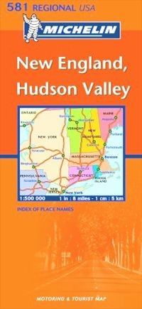 New England Hudson Valley 581 Franse Ed