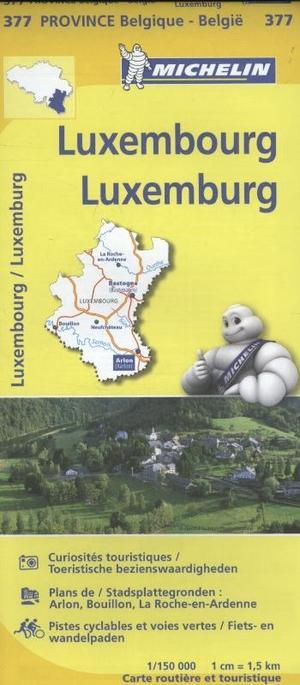 377 Luxembourg - Luxemburg
