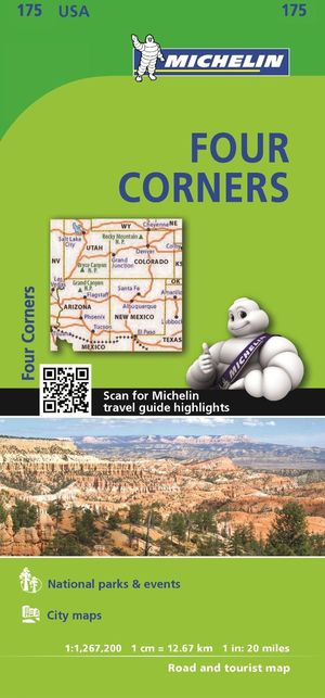 Michelin 175 Usa Four Corners