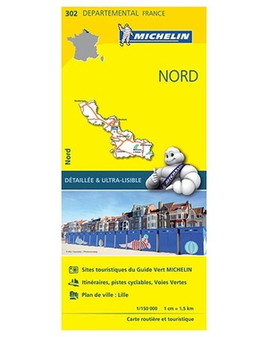 Nord 302 Michelin Local Frankrijk