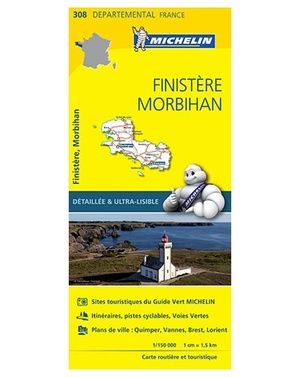 Finistere Morbihan Local 308 Michelin F