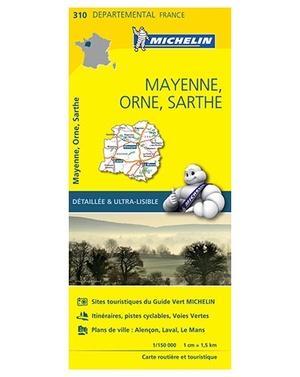 Mayenne / Orne / Sarthe