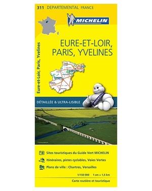 Eure-et-Loir / Parijs / Yvelines