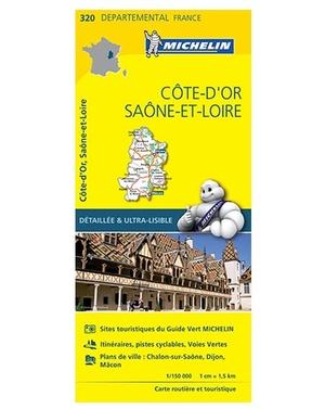 Cote D'or Saone Local 320 Michelin Fran