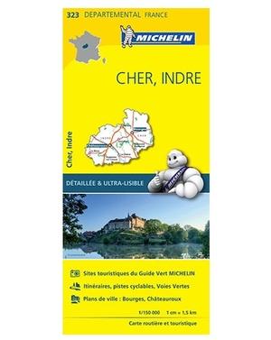 Cher Indre Local 323 Michelin Frankrijk