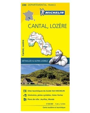Cantal Lozere Local 330 Michelin Frankr