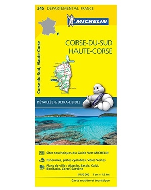 Corse Du Sud 345 Michelin Local France