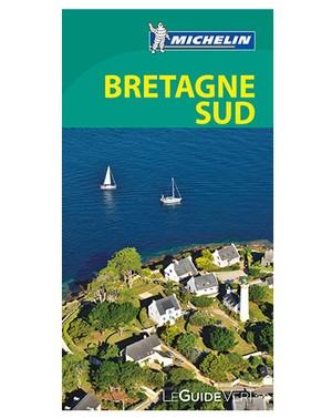 Bretagne Sud Le Guide Vert Frans