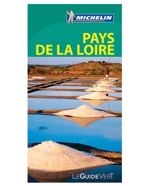 Pays De La Loire Michelin Vert