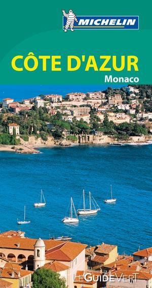 Cote D'azur - Var, Monaco Michelin