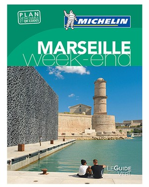 Marseille Michelin Week-end Guide Vert